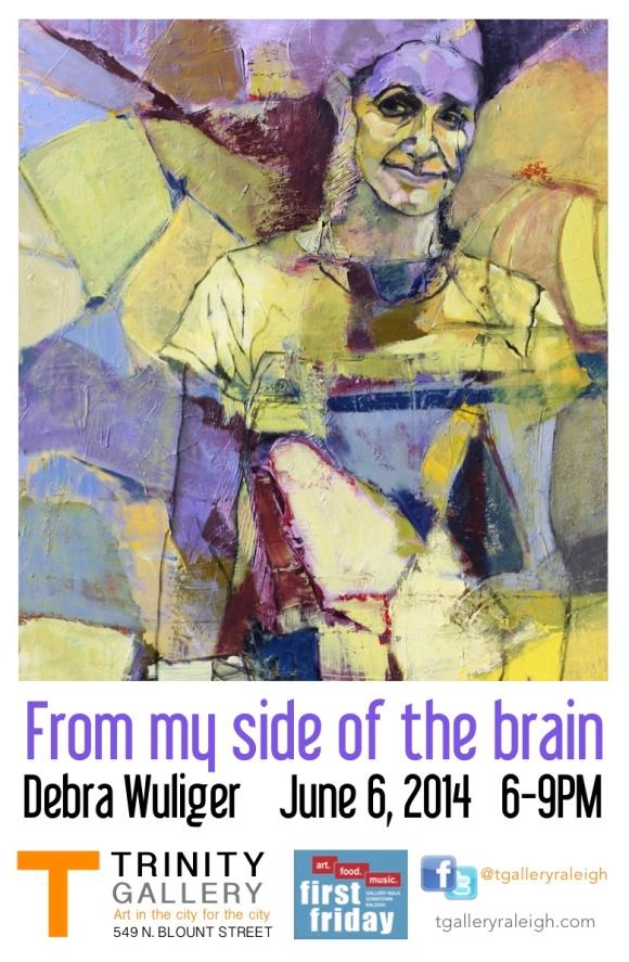 Gallery poster June 2014